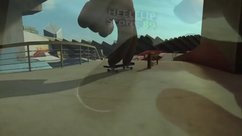 True Skate بازی محبوب و فوق العاده اسکیت واقعی