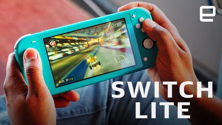 کنسول همراه: نقد و بررسی کنسول Nintendo Switch Lite