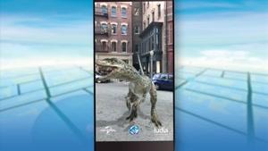 تریلر بازی موبایل  Jurassic World Alive