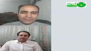 مصاحبه با محمد منشی زاده با موضوع خانواده و فضای مجازی (7)