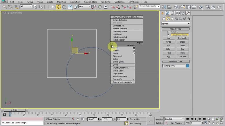 آموزش مقدماتی مدلینگ سه بعدی در 3DS Max قسمت سی و پنج