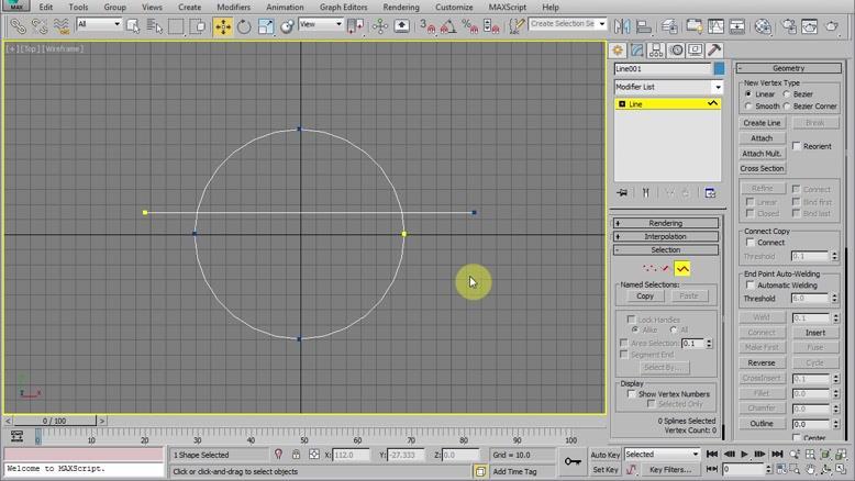 آموزش مقدماتی مدلینگ سه بعدی در 3DS Max قسمت سی و شش