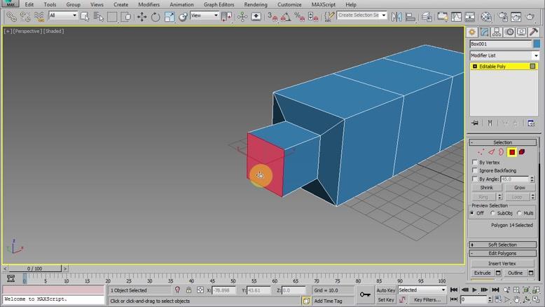 آموزش مقدماتی مدلینگ سه بعدی در 3DS Max قسمت چهل و یک