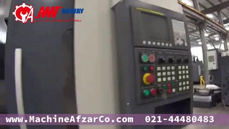 فرز دروازه ای سی ان سی -دستگاه فرز cnc مدل VM1706H  ماشین افزار