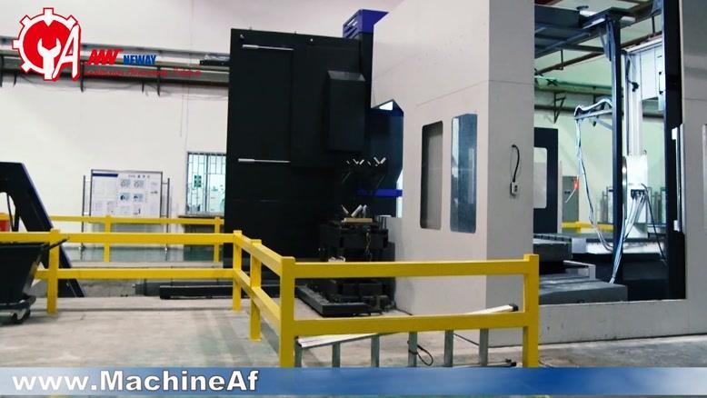 خط رباتیک ماشینcnc- دستگاه تراش سی ان سی  ماشین افزار - ساخت و تولید -