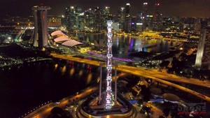 با مکان های  شگفت انگیز مارینا بی در سنگاپور آشنا شوید