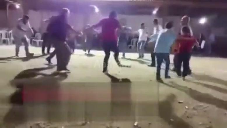 ⚠️🔞قتل تصادفی هنگام جشن