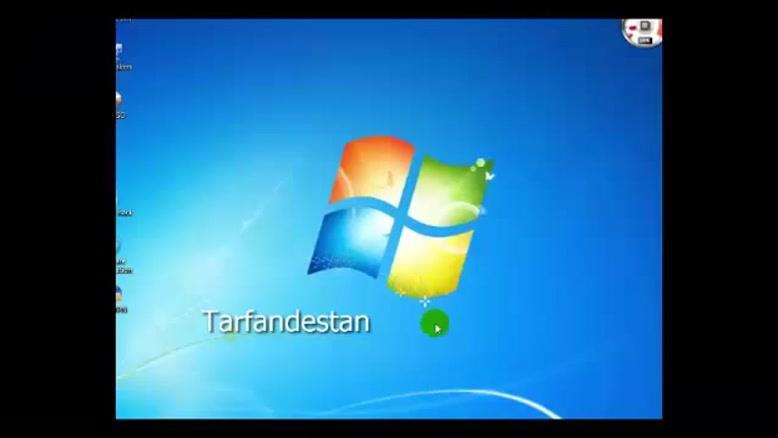 نمایش روز هفته در نوار Taskbar (ویدیوی اول)