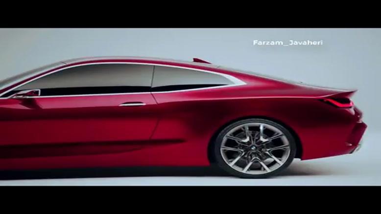رونمایی از کانسپت نسل جدید BMW سری 4