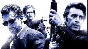 کلیپی از تمرین کردن آل پاچینو، دنی ترههو و وال کیلمر برای فیلم مخمصه