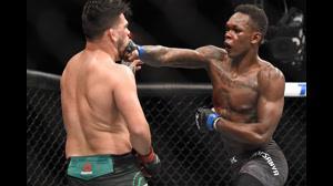 مسابقه آزاد 243 UFC:  اسرائیل آدسانیا در مقابل کلوین گاستلوم