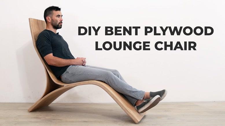 مراحل ساخت یک صندلی چوبی