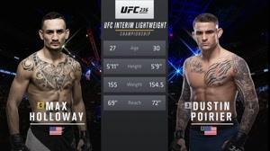 UFC 242: داستین پوریر در مقابل مکس هالووی
