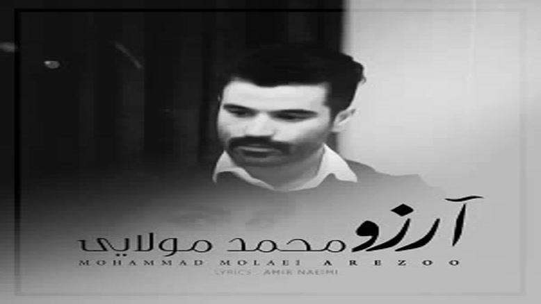 دانلود , آهنگ جدید ,  محمد مولایی ,  آرزو , Mohammad Molaei - Arezoo