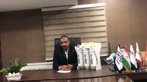 فروش تصفیه آب پیوریتک در شیراز - تعویض فیلتر هفتم یا قلیایی دستگاه تصف