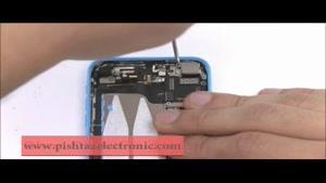 آموزش تخصصی تعمیر گوشی آیفن ۵c