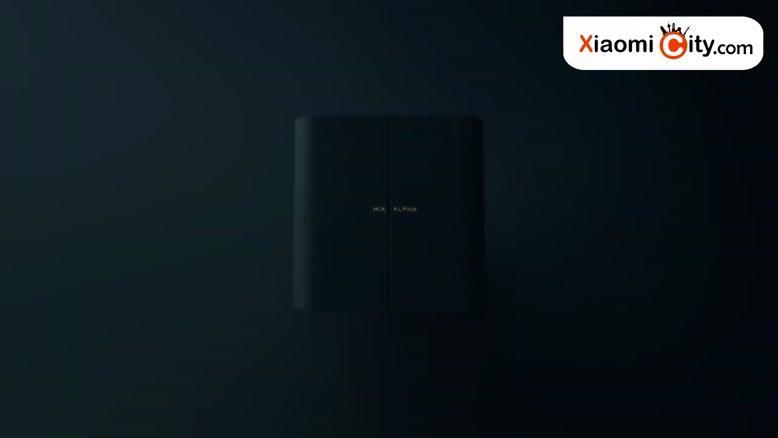 جعبه گشایی رسمی گوشی موبایل Mi MIX Alpha