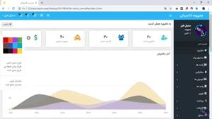 قالب html مدیریت Taxi-Admin | سنترال فایل