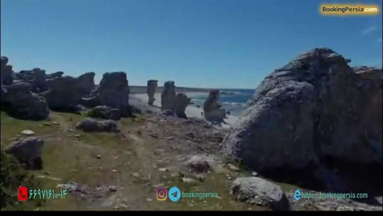 جزیره گاتلند، مروارید دریای بالتیک و بزرگترین جزیره کشور سوئد - بوکین