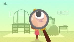 مجموعه انیمیشن روشنا  تیرگی زیر چشم