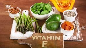 ویتامین E،برترین ویتامین  برای پوست مو و سلامتی