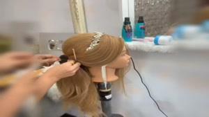 مدل مو مخصوص عروس خانومای خوشگل