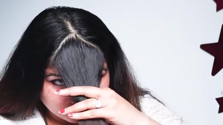 آموزش کوتاه کردن چتری مو
