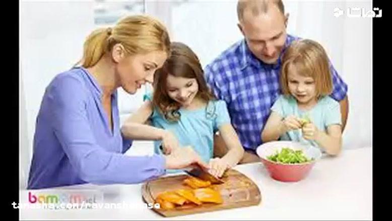 ایجاد مسئولیت پذیری در کودکان