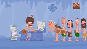 مجموعه انیمیشن گاگولا  روز کارمند