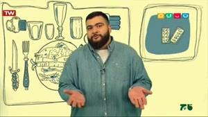 استندآپ کمدی شیخ حسین آخرت خنده
