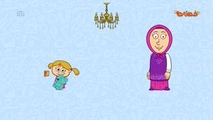 مجموعه انیمیشن دردونه ها  لجبازی کوکان