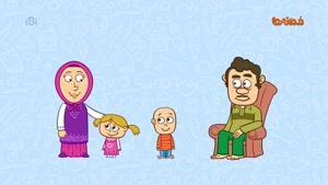 مجموعه انیمیشن دردونه ها  اضطراب در کودکان