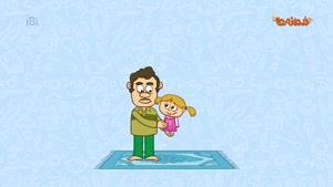 مجموعه انیمیشن دردونه ها دروغگویی کودک