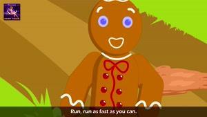 قصه های کودکانه  مرد نون زنجبیلی