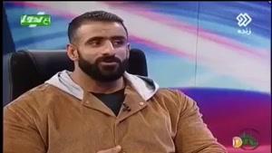 حرف های تلخ هادی چوپان در برنامه زنده تلویزیون