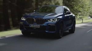 بررسی طراحی داخلی و بیرونی بی ام دبلیو ایکس 6 ( BMW x6 ) 2020