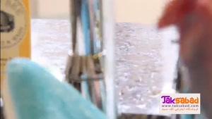 حمام شکوفه برای کودک