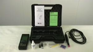 فروش اکسیژن متر پرتابل (جهت اکسیژن محلول)هاناHANNA HI9142