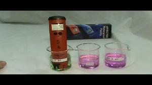 پرفروش ترین ترتستر pH و دما با رزولوشن 0.1  HANNA Hi98127