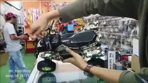موتور متفاوت چهار چرخ کنترلی Wltoys 12428-A/ایستگاه پرواز