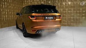 رونمایی از خودروی جدید Range Rover Sport SVR