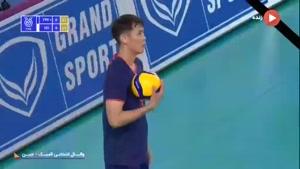 خلاصه بازی والیبال ایران - چین تایپه