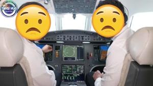 بد ترین کار هایی که خلبان ها در حال پرواز انجام داده اند