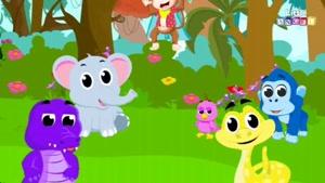 انیمیشن آموزش زبان انگلیسی Little Angel قسمت 165
