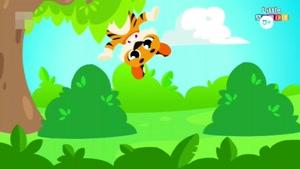 انیمیشن آموزش زبان انگلیسی Little Angel قسمت 164