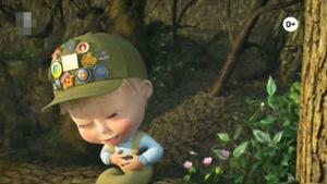 انیمیشن ماشا و میشا - قسمت 20