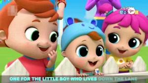 انیمیشن آموزش زبان انگلیسی Little Angel قسمت 159