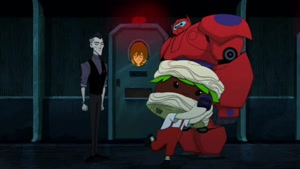 انیمیشن ابر قهرمان - قسمت 24