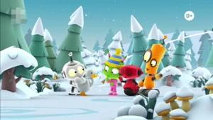 انیمیشن rob the robot قسمت 17