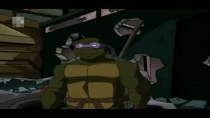 انیمیشن لاکپشتهای نینجا قسمت 71